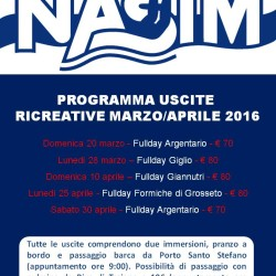 PROGRAMMA IMMERSIOI RICREATIVE